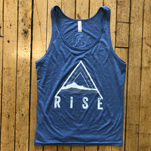 Load image into Gallery viewer, Unisex Rise Tank - Will Evans