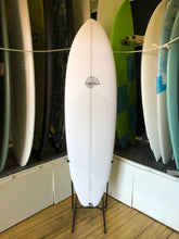 "Load image into Gallery viewer, 6'2"" Butterknife Thruster with Glass-on Plywood Fins (USED) - Hydrodynamica"
