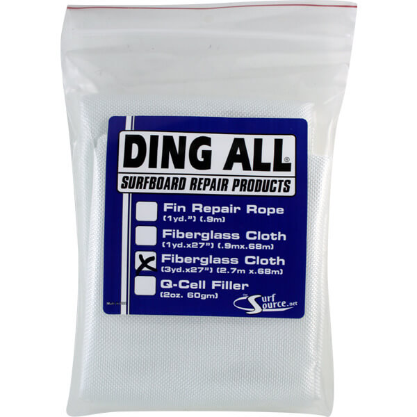 3 Yd Fiberglass Cloth - Ding All