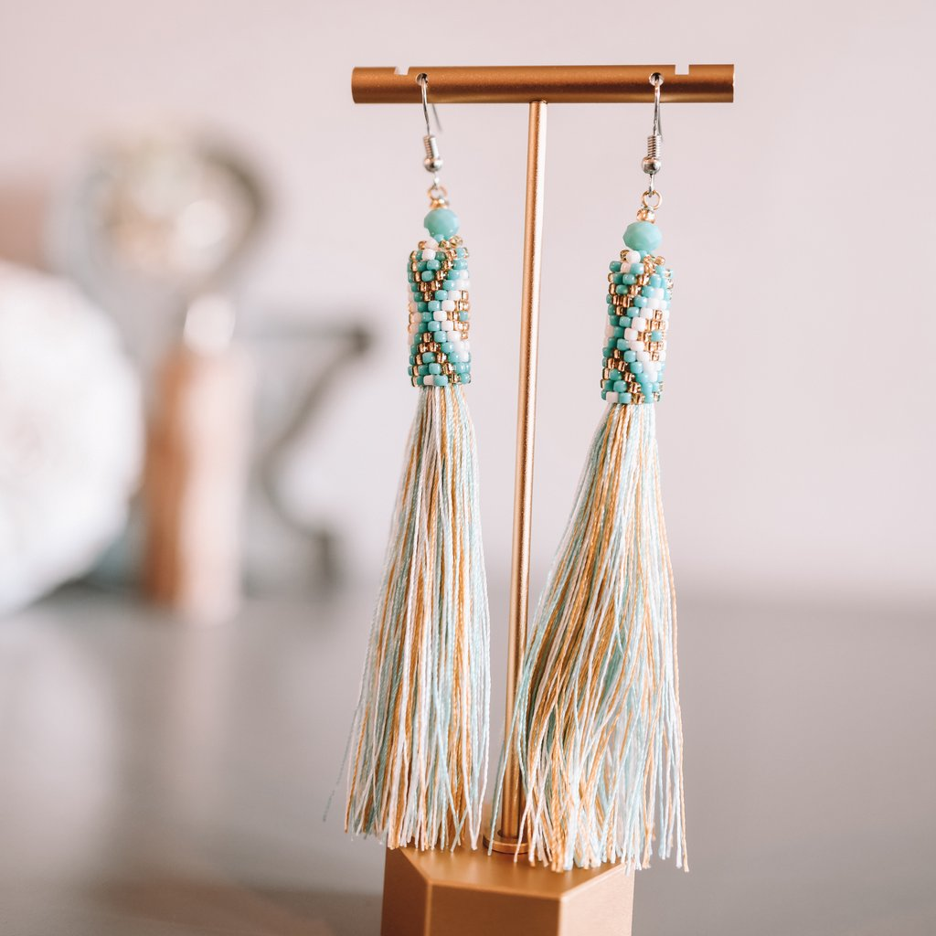 Manik-Manik Earrings