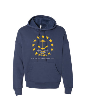 Hope for Waves Pullover Hoodie - Rhode Island Surf Co.