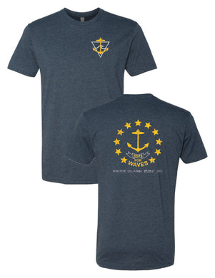 Hope for Waves Tee - Rhode Island Surf Co.