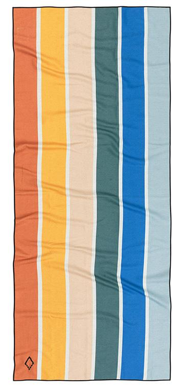 Stripes Retro Towel - Nomadix