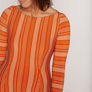 Mimi Surf Suit in Apricot - Seea