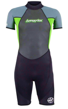 Load image into Gallery viewer, Junior's Access 2mm Back Zip Spring Suit -Hyperflex