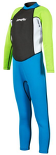 Load image into Gallery viewer, Children's Access 2mm Back Zip Full Suit - Hyperflex