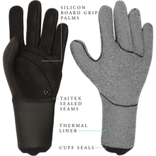 Load image into Gallery viewer, 7 Seas 3mm 5 Finger Glove - Vissla