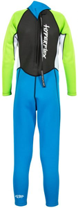 Children's Access 2mm Back Zip Full Suit - Hyperflex