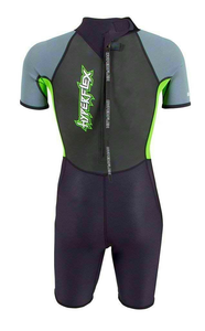 Junior's Access 2mm Back Zip Spring Suit -Hyperflex