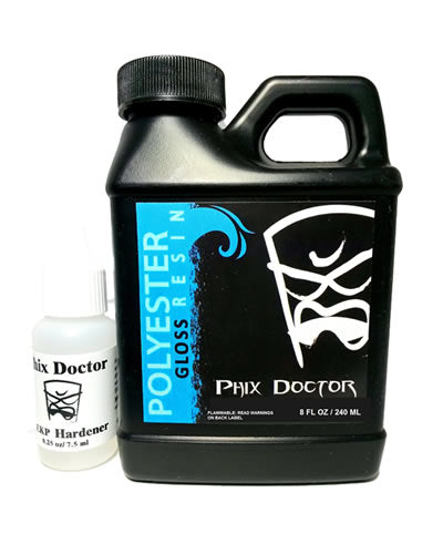 Polyester Resin - Phix Doctor