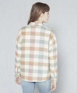 Sierra Flannel Shirt - Outerknown