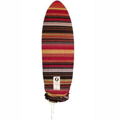Red Sunset 8' Board Bag with Liner - West Path