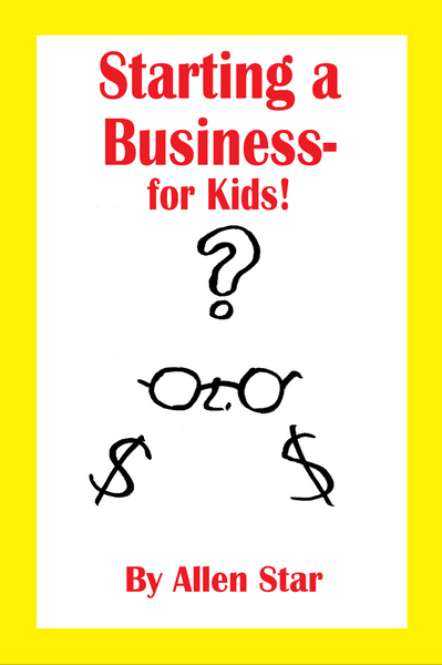 Business for Kids - luckyclarkbooks