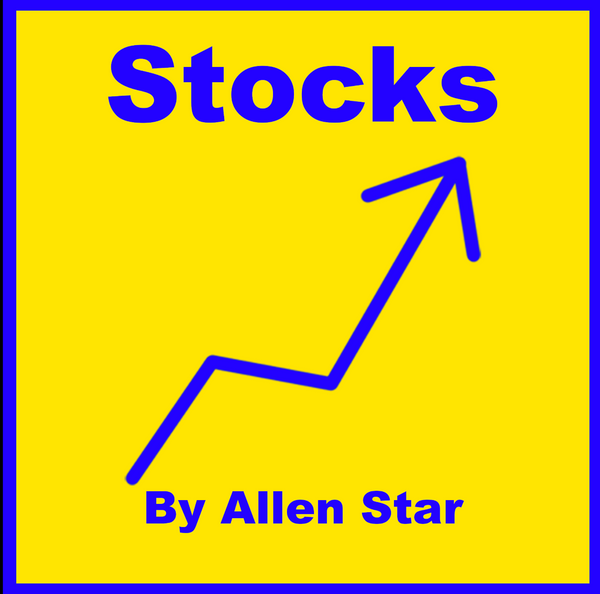 Stocks - luckyclarkbooks