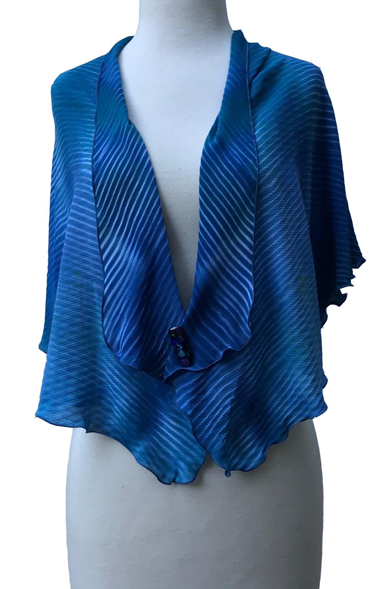 Wonderfully Versatile Silk Jacket Wrap