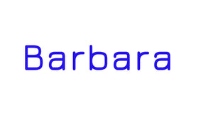 Barbara Private Sale