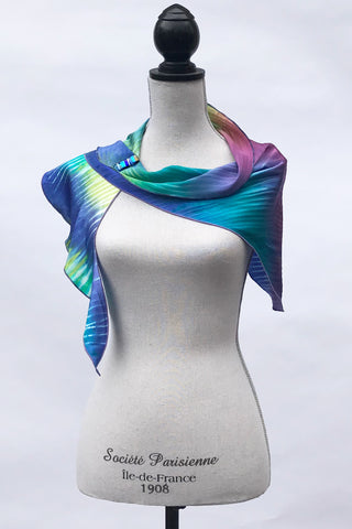 Timeless Charmeuse Silk Scarf