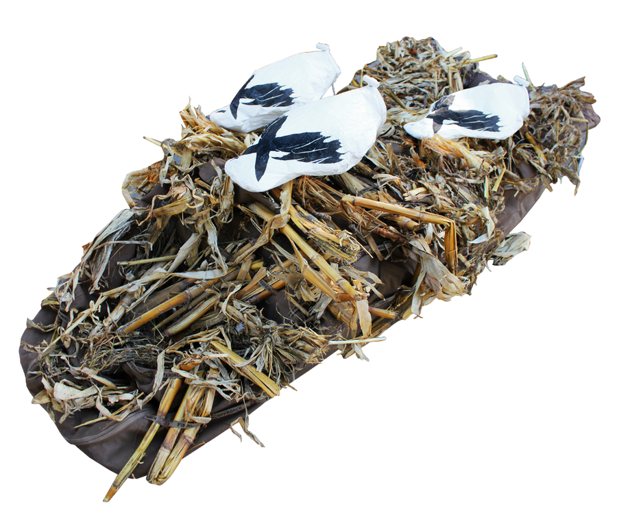 Snow Goose Blind Door Decoys