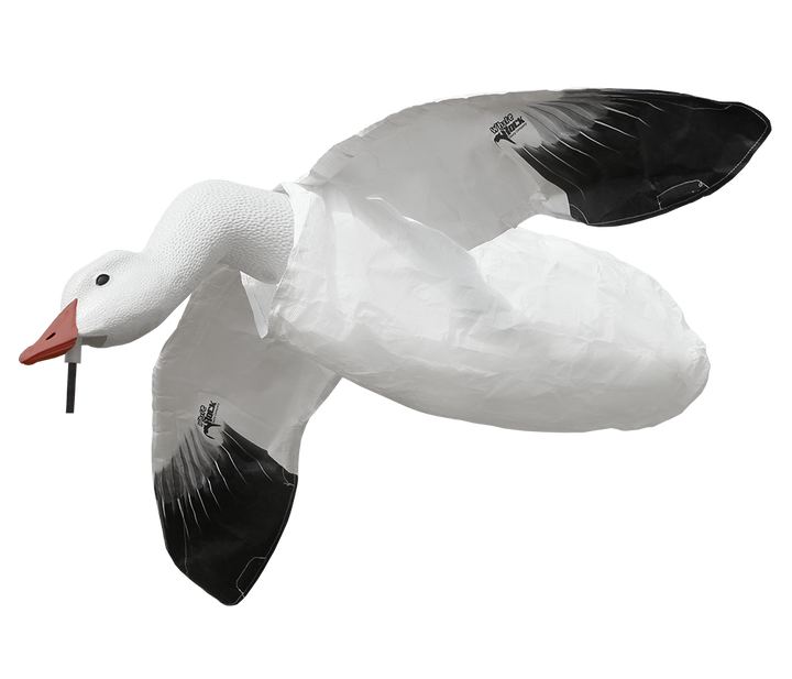 Deck Boss Flying Snow Goose Decoy