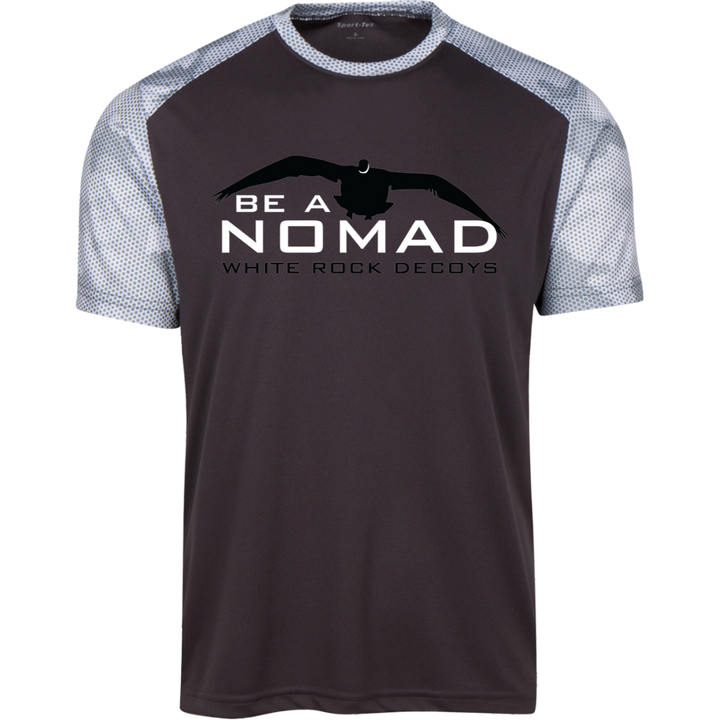 Be A Nomad CamoHex T-Shirt
