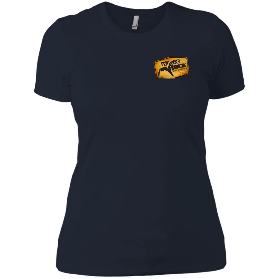 Ladies Logo T-Shirt - 5 Color Choices