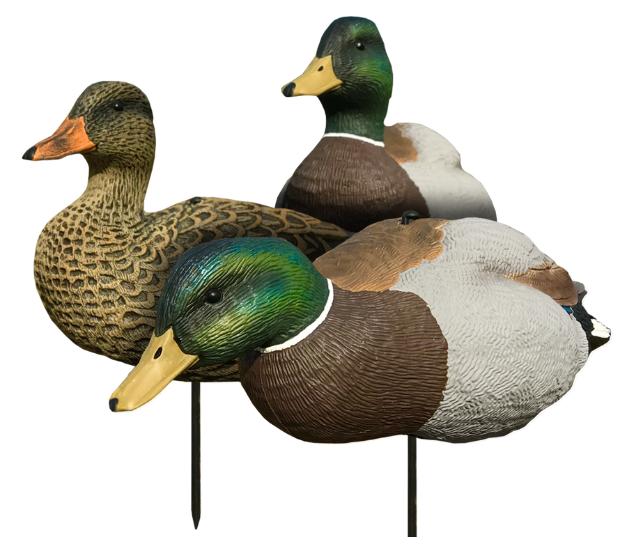 EVAC Series Fullbody Mallards