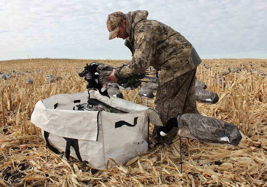 2XL White Rock Decoy Storage Bag