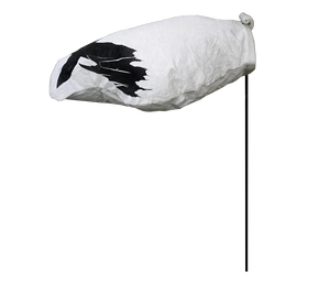 "Snow Goose Windsocks - 36"" Tall Boys"