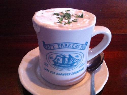 50% OFF - Captain Parker Clam Chowder