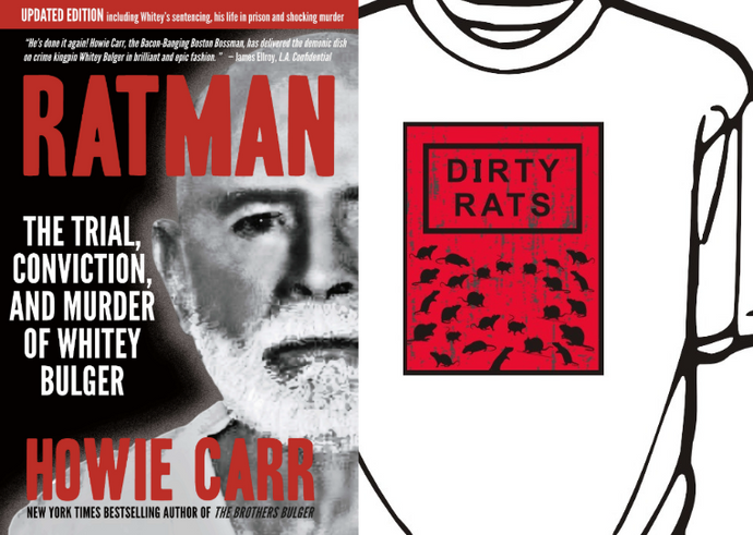 Dirty Rats Special #2: Ratman with FREE Dirty Rats t-shirt