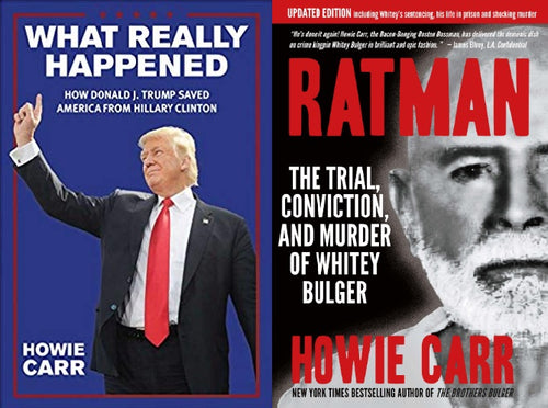 Ratman: The Trial and Conviction of Whitey Bulger (Free What Really Happened)
