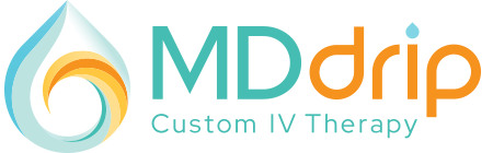 50% OFF - MDdrip Custom IV Therapy, Dedham, MA