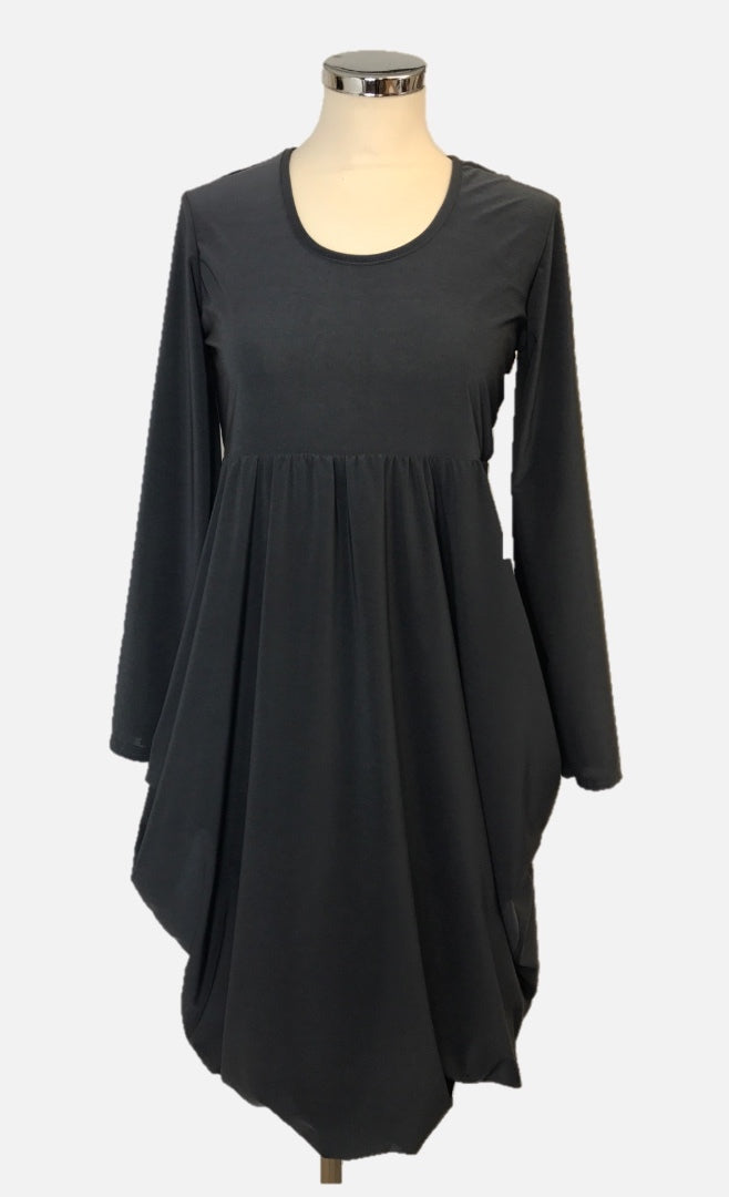 Magic Dress - Charcoal Grey