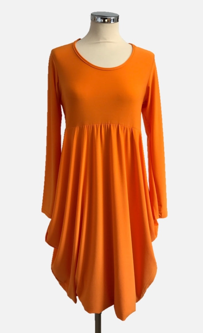 Magic Dress - Tangerine