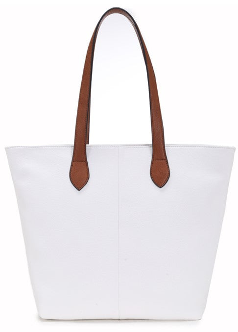 Ladies Tote Bag - White