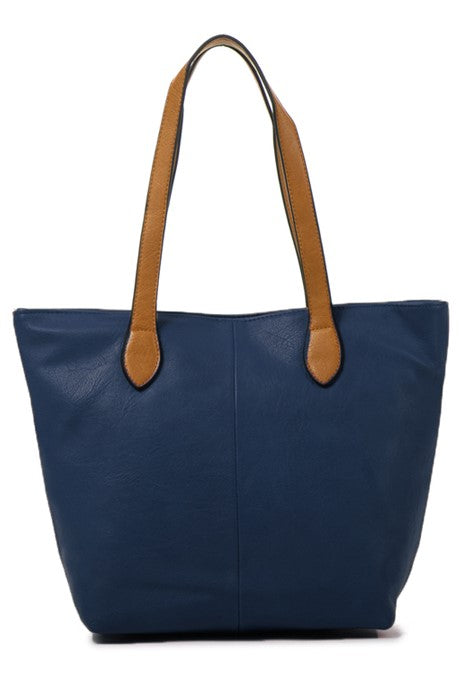 Ladies Tote Bag - Navy