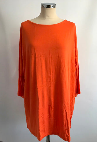 Batwing T-Shirt - Orange