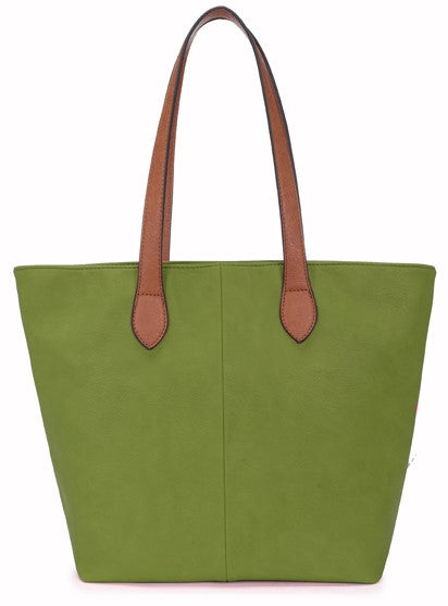 Ladies Tote Bag - Green