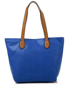 Ladies Tote Bag - Royal Blue