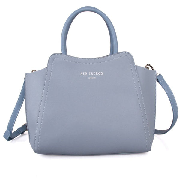 Small Pale Blue Tote Bag by Red Cuckoo