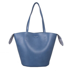 Blue Shoulder Bag by Red Cuckoo