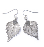 Birch Earrings - Silver