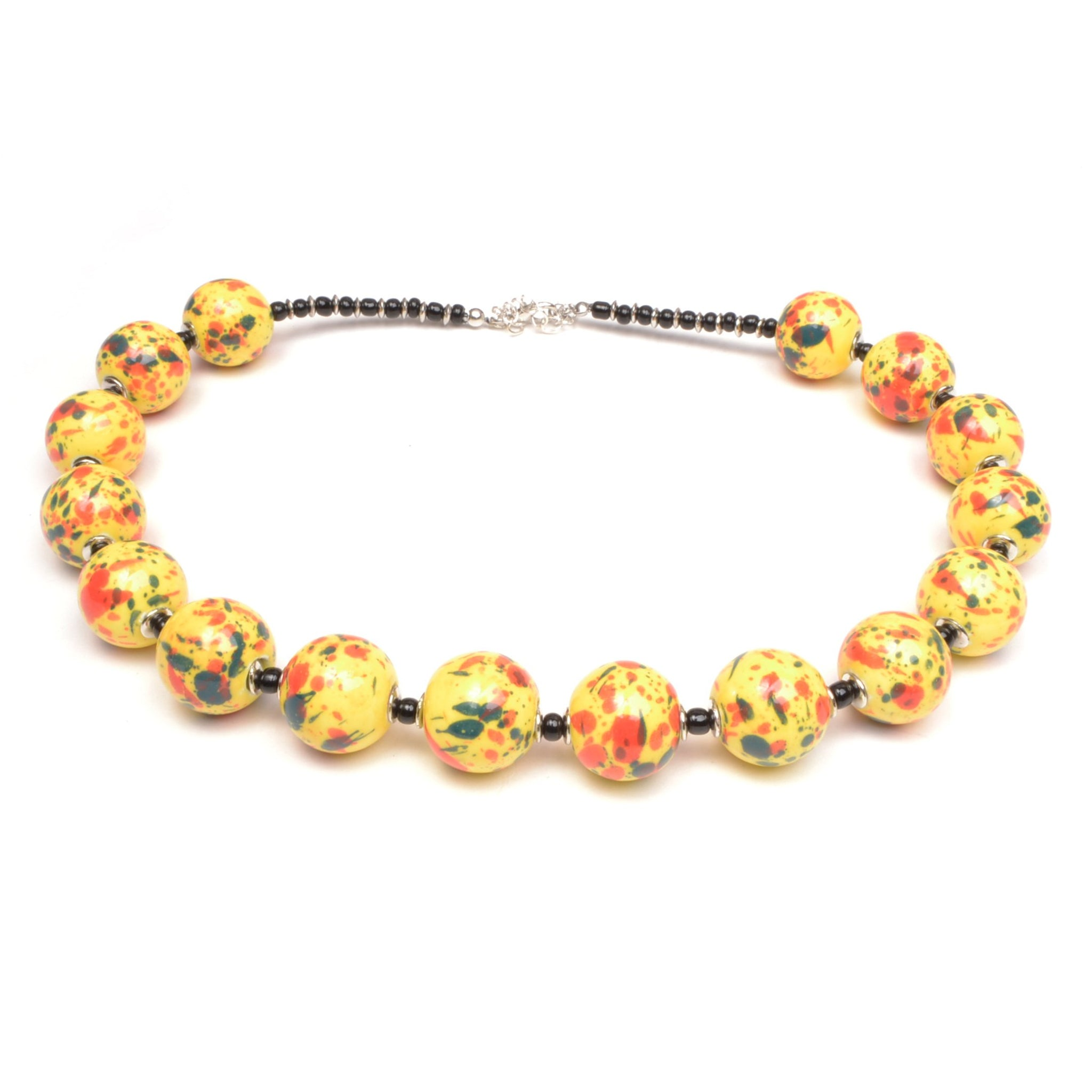 Zukari Candy Necklace -  Sunflower