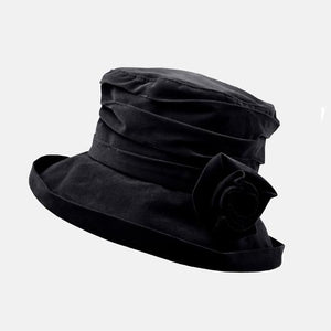Proppa Toppa Waterproof Hat - Black