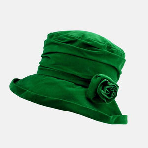 Proppa Toppa Waterproof Hat - Emerald