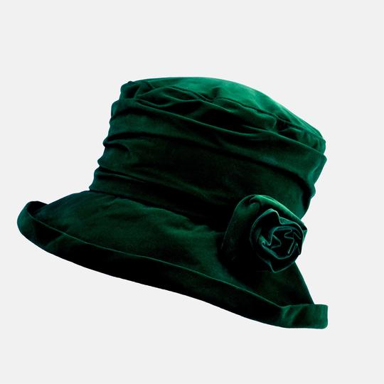 Proppa Toppa Waterproof Hat - Forest Green