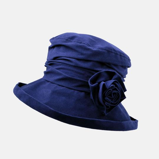 Proppa Toppa Waterproof Hat - Navy