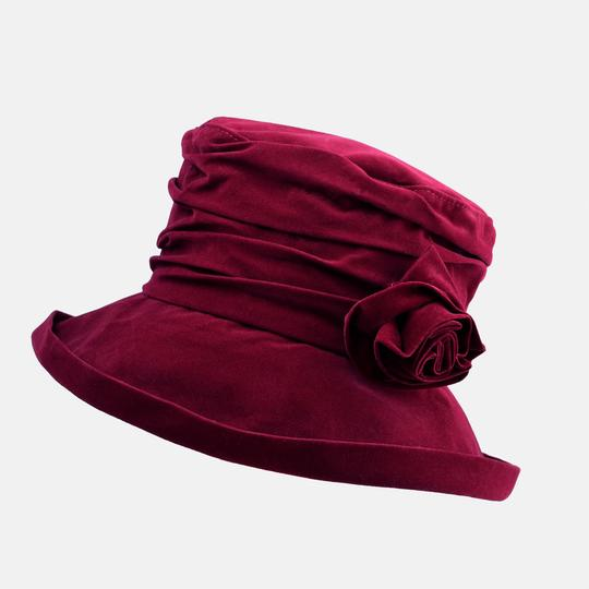 Proppa Toppa Waterproof Hat - Wine