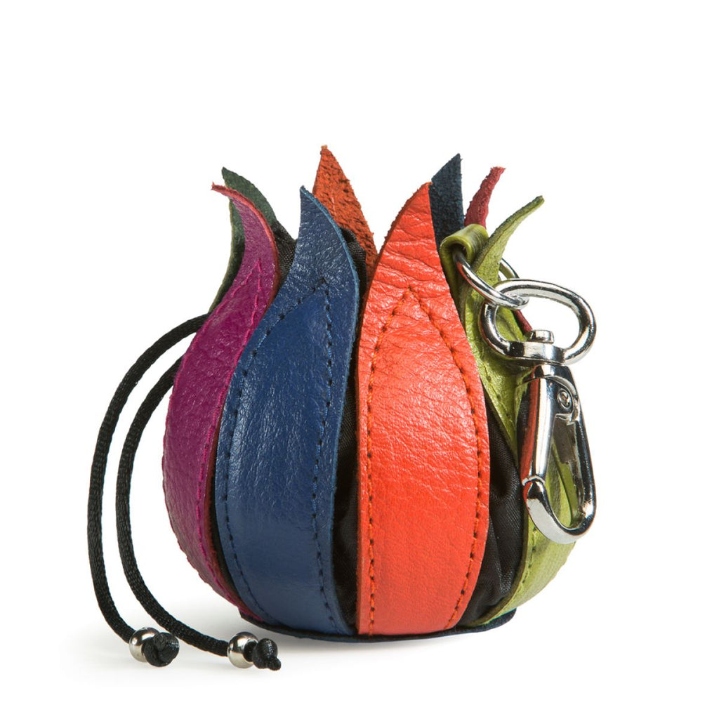 By-Lin Tulip Key ring - Multi Coloured
