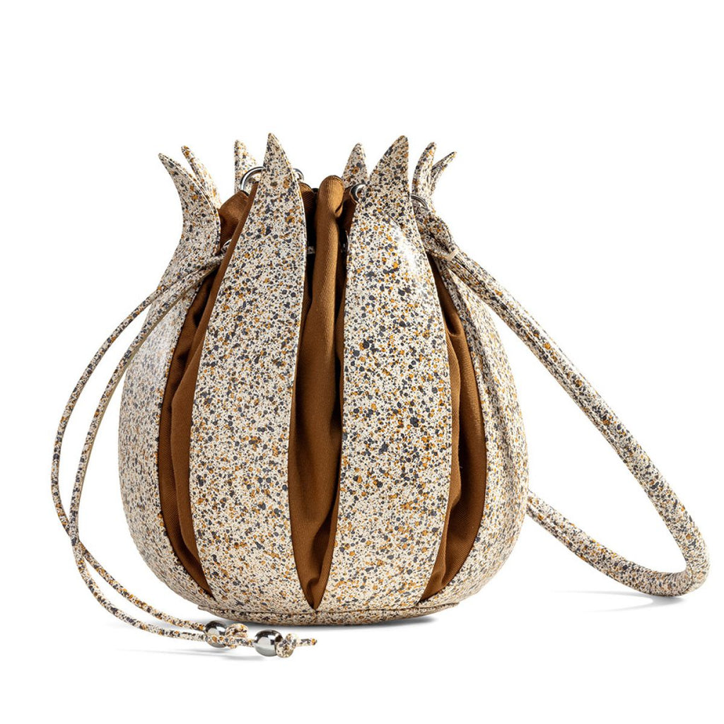 By-Lin Tulip Bag Leather - Splash Brown